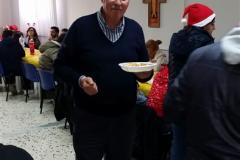 PRANZO DI SOLIDARIETÀ '15 PARROCCHIA S. SANTO